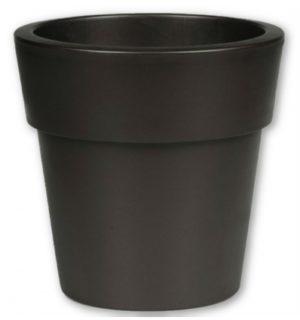 γλάστρα καφέ