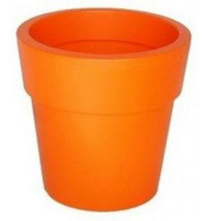 γλάστρα πορτοκαλί