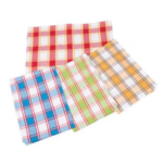 πετσέτα-κουζίνας-πικέ-με-καρό-σχέδιο-45χ65